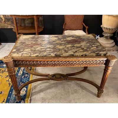 Paire De Table Gibier De Style Napoléon