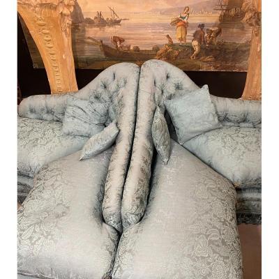 Paires Canapé D'angle Napoléon III