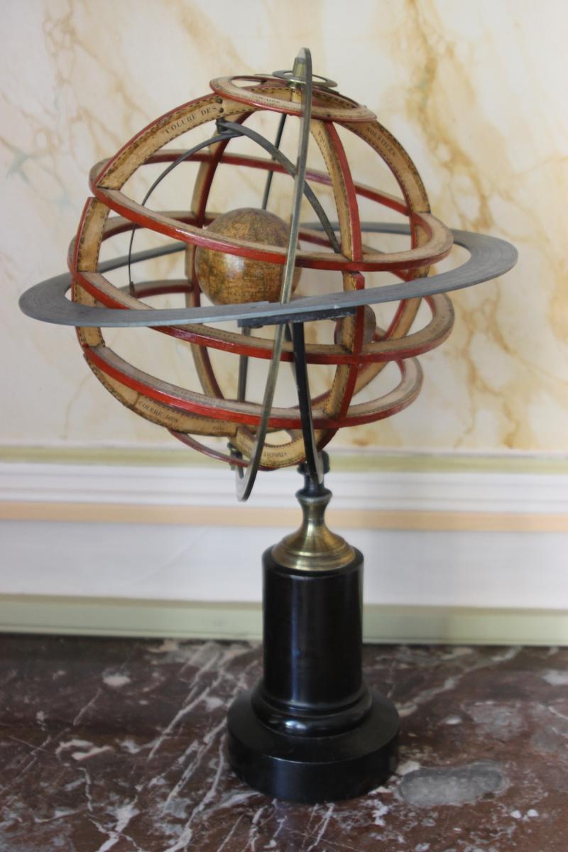 Sphère Ptolémaïque-photo-2