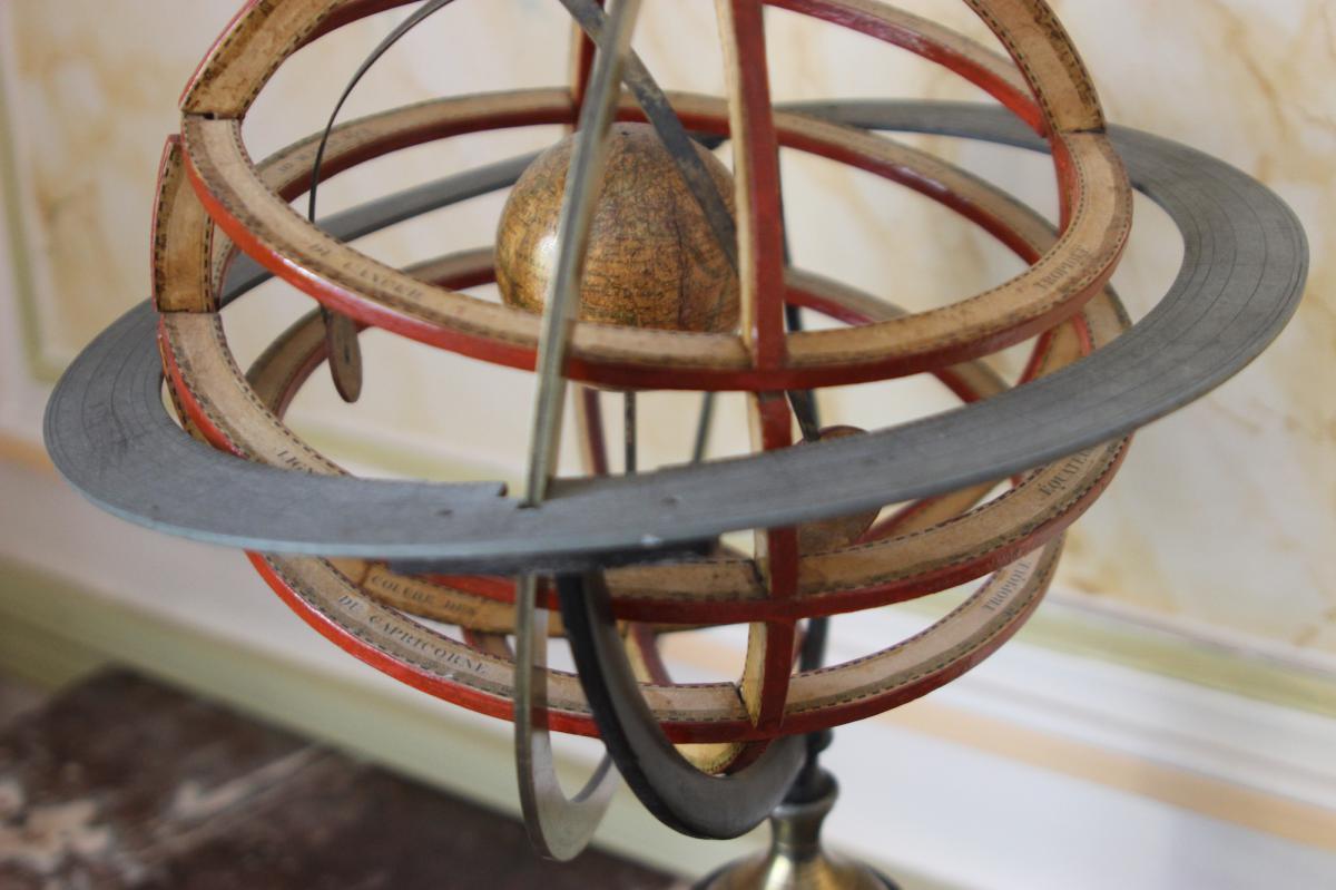 Sphère Ptolémaïque-photo-1