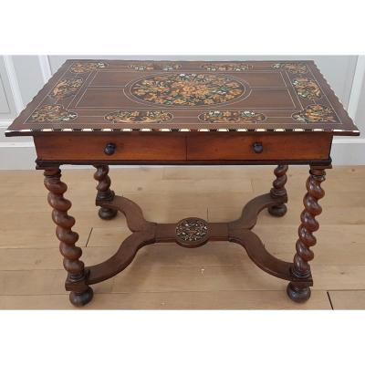 Louis XIV Table