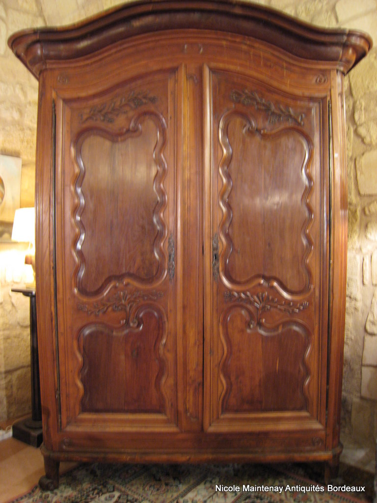 Cupboard 18th Century - South West of France