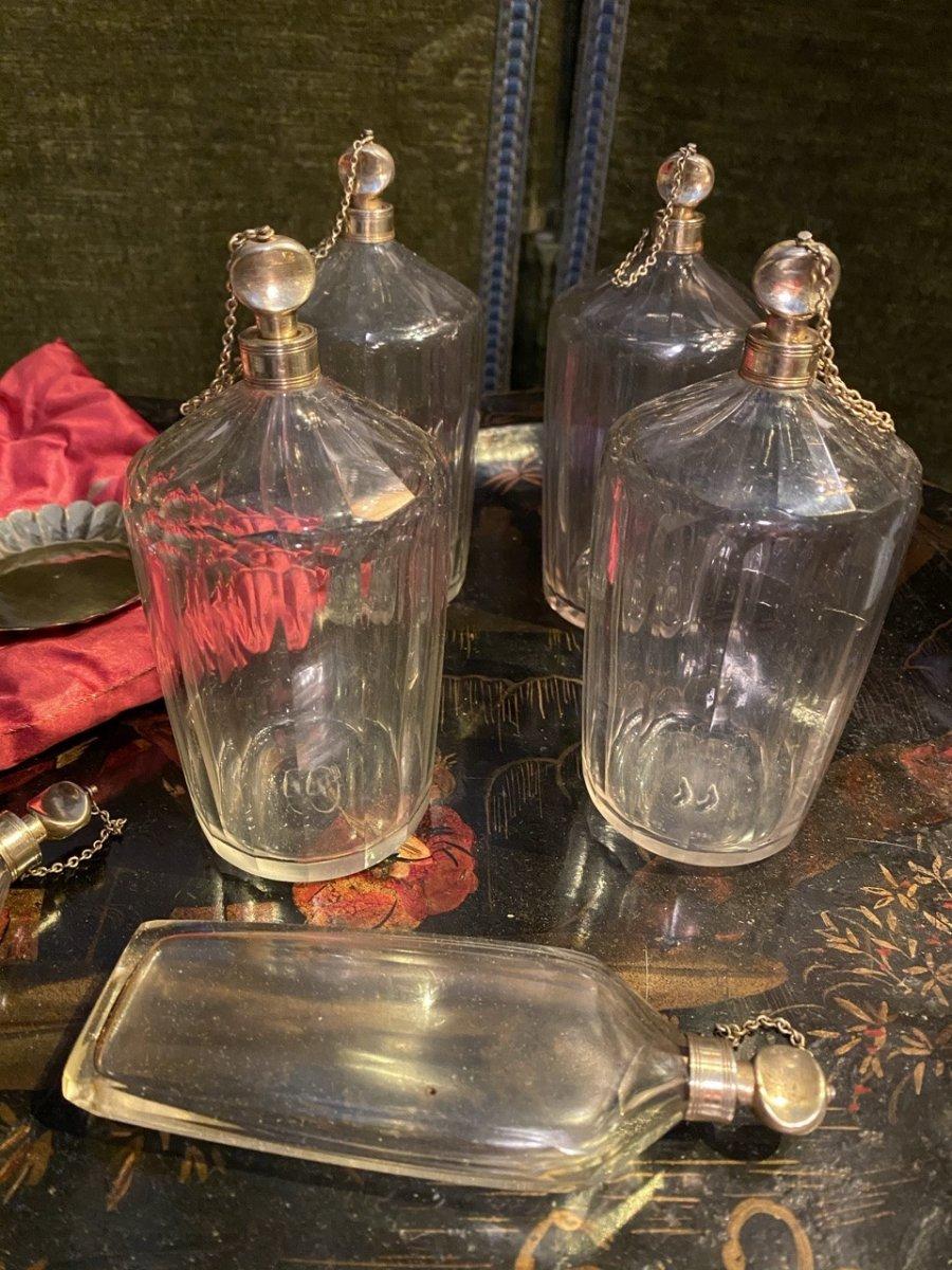 Coffret  à senteur exceptionnel , XVIIIe, ép. Louis XV. -photo-5