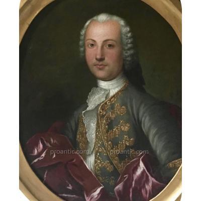 Nicolas Le Page De Varancé, Nantes (1708-1799) époque XVIIIème