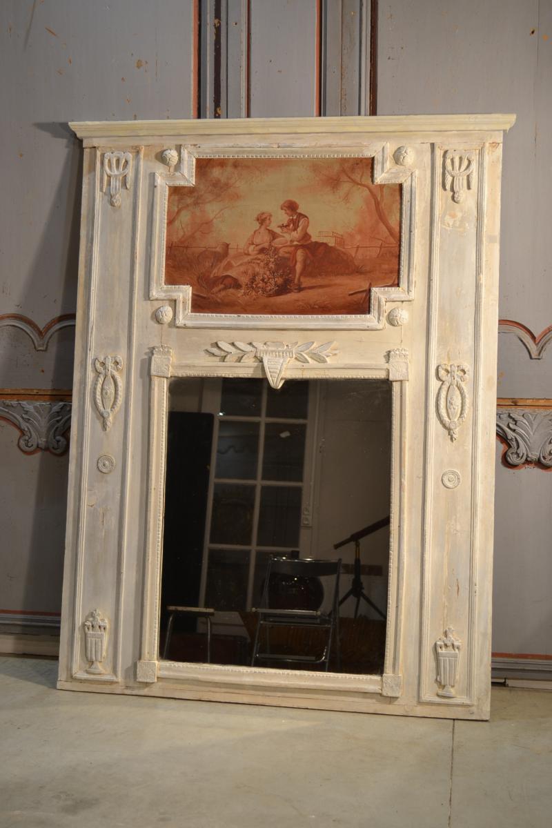 Trumeau époque Louis XVI