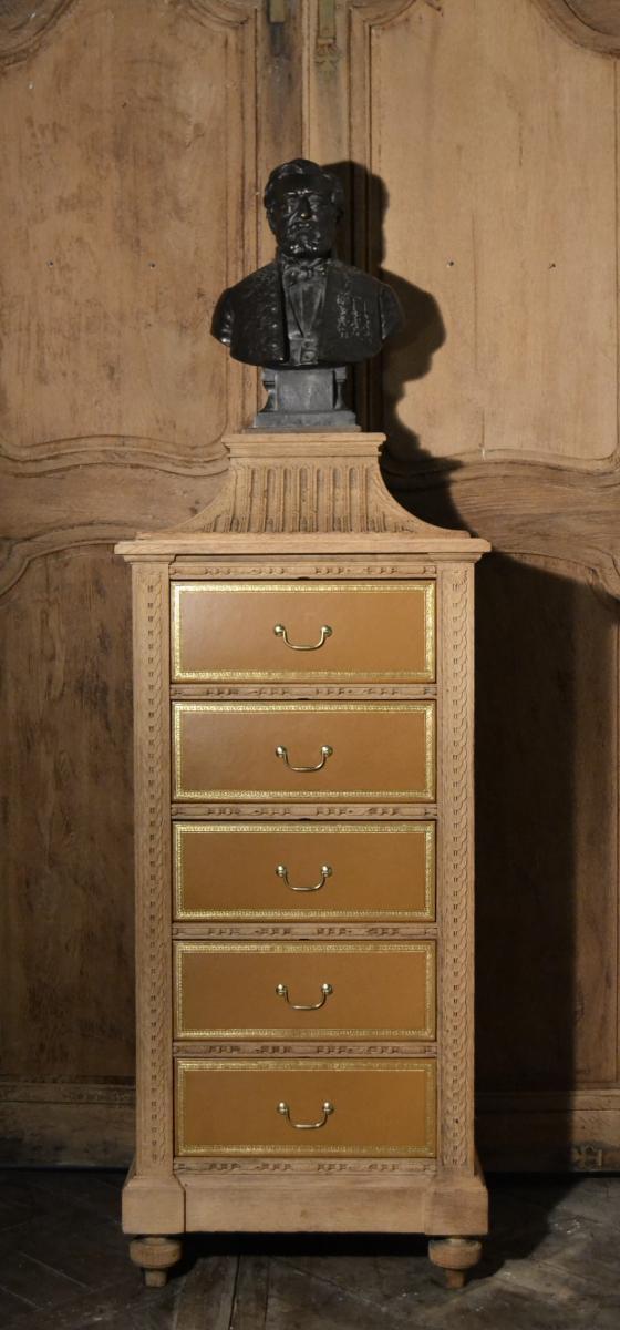 Cartonnier Louis XVI Style