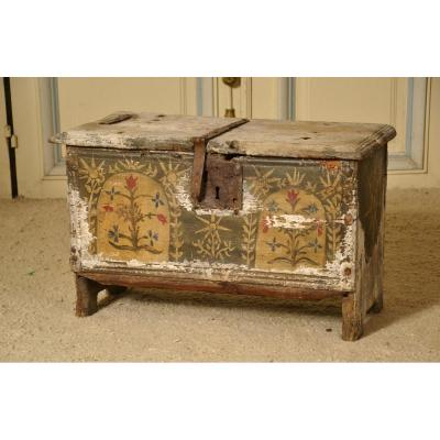 Alsatian Chest Early 18th Century