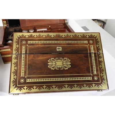 English Victorian Writing Folder