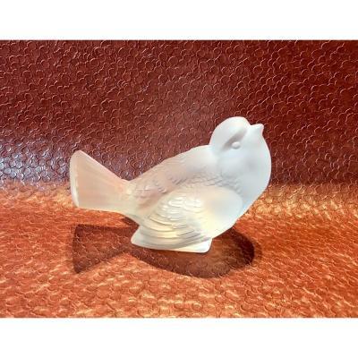 Sparrow Lalique