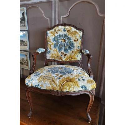 18th Century Regency Armchair