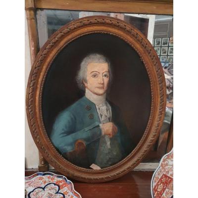 Portrait d'Homme XVIII ème