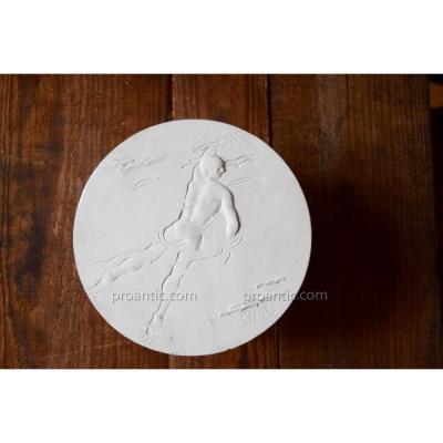 Marcel Renard (1893-1974) Low-relief Plaster Workshop