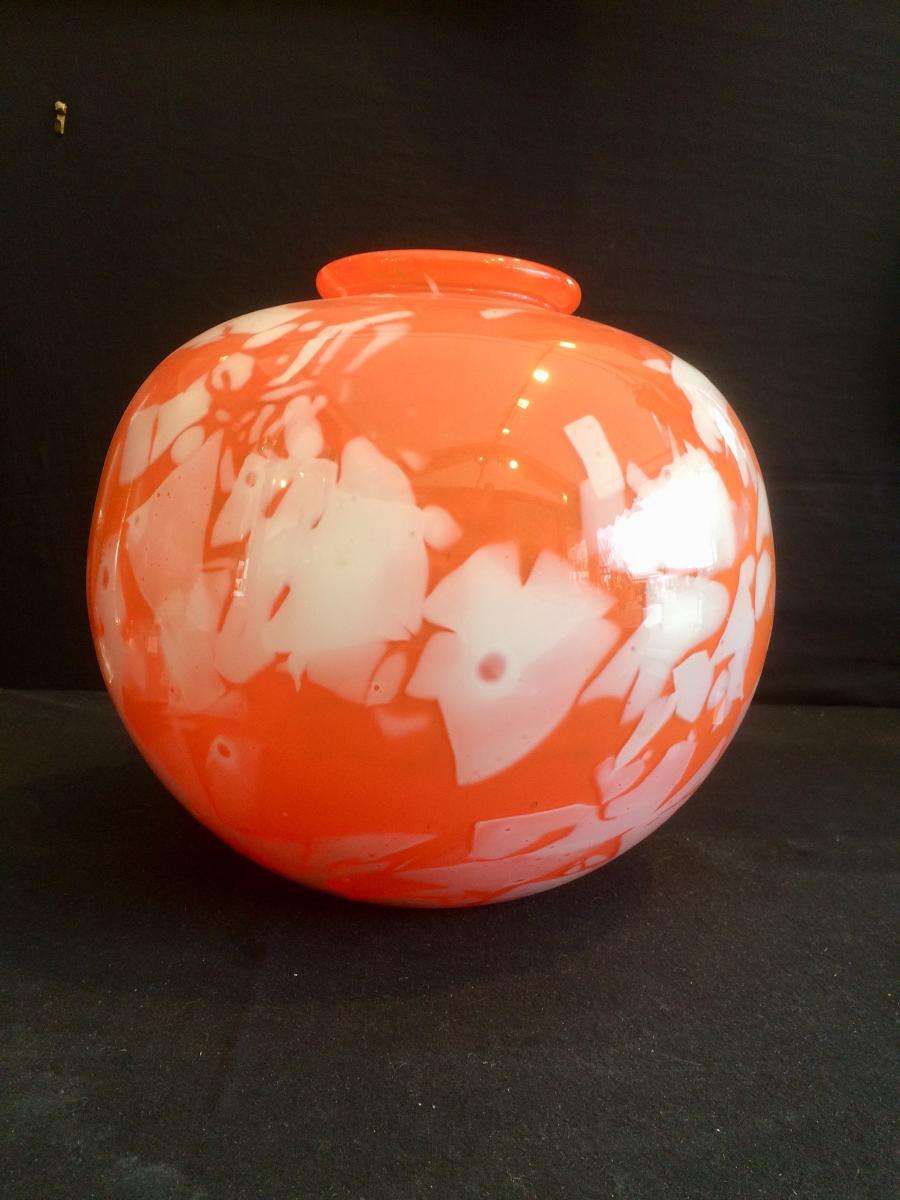 Manufacture LORRAIN, vase