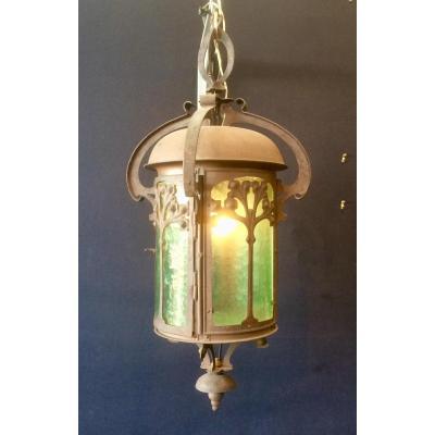 Lanterne Art Nouveau
