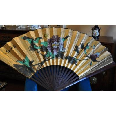 Painted Fan From China