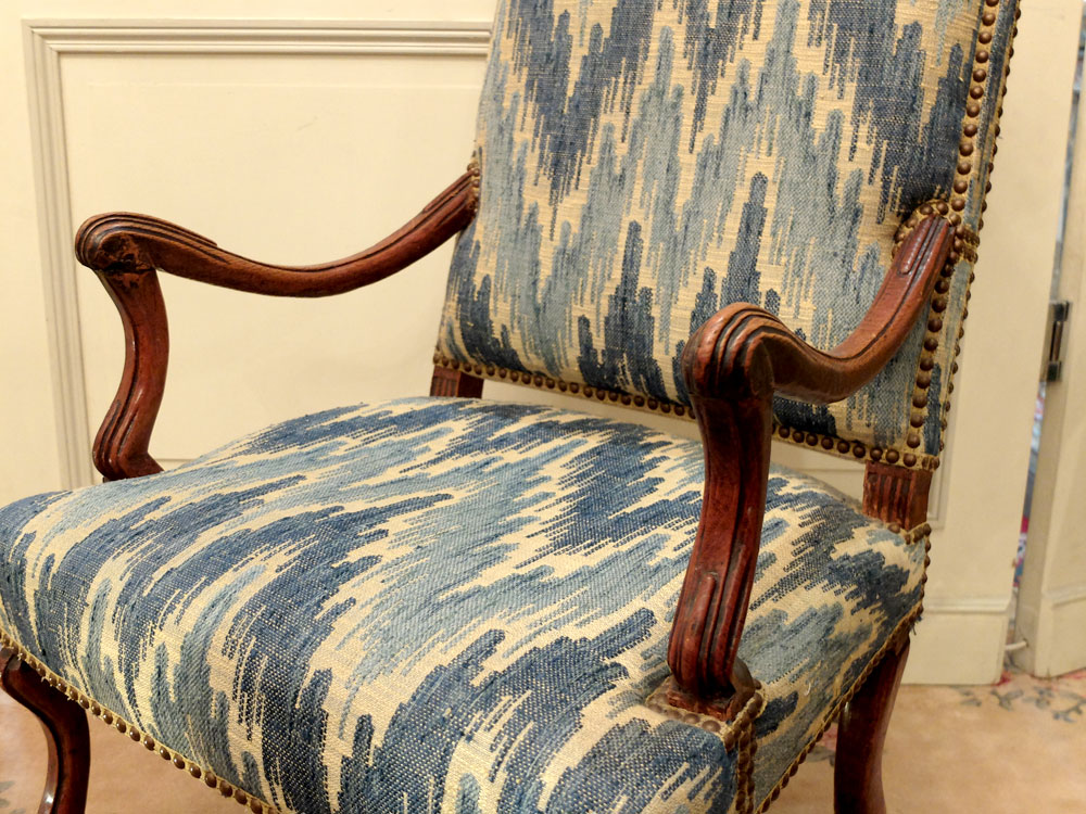 Pair Of Armchairs Louis XIV Period-photo-4