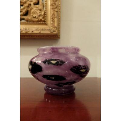 Vase 1930 signé Schneider