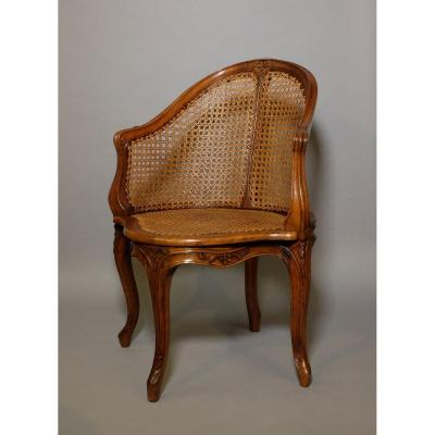 Louis XV Office Armchair