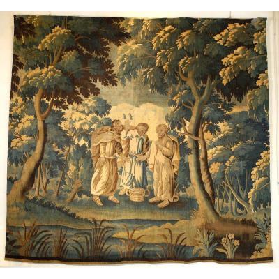 Tapisserie d'Aubusson circa 1700