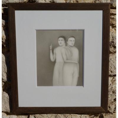 Georges Bru (1933)  Dessin