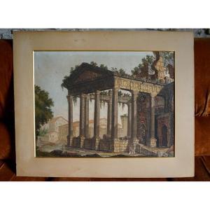 Johann Gottlieb Prestel (1739-1808) École Allemande