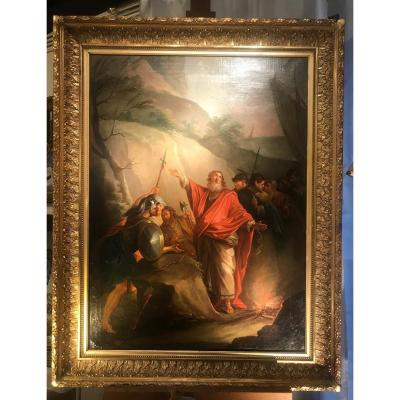 Saint-Paul naufragé à l'île de Malte, XVIIIème