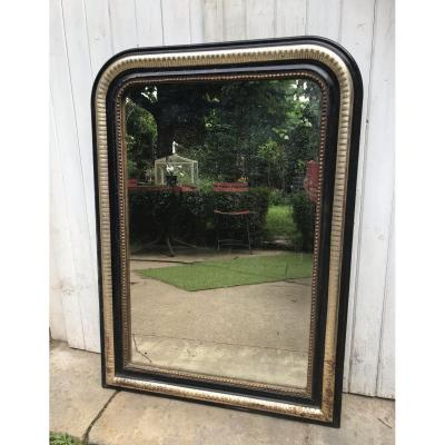 Miroir Napoléon III 87 X 62 Cm