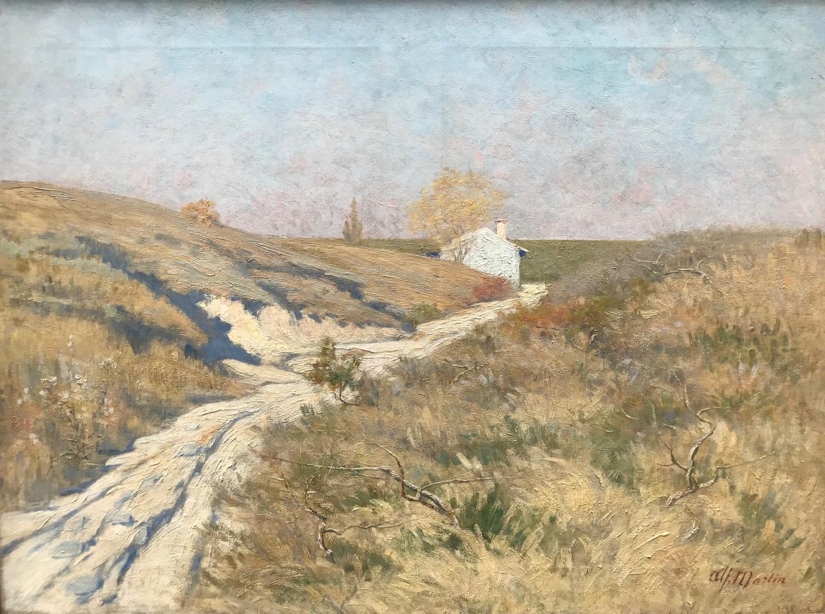 Alfred MARTIN (1839-1903)-mauriac-genève-suisse