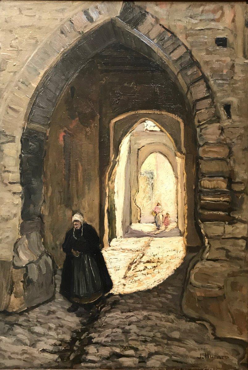 Joseph Hurard (1887-1956)-avignon-villeneuve-provence