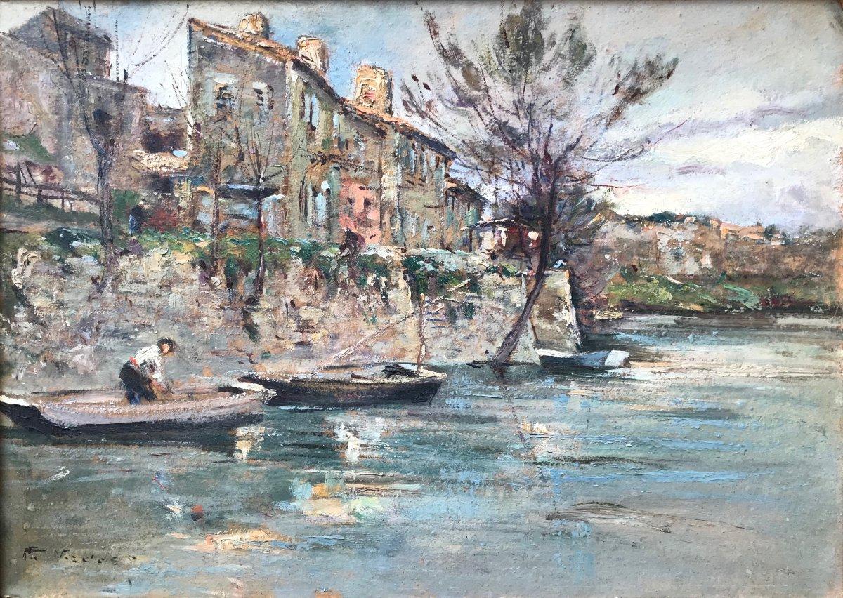 Charles Vionnet (1858-1923)-avignon-provence-villeneuve