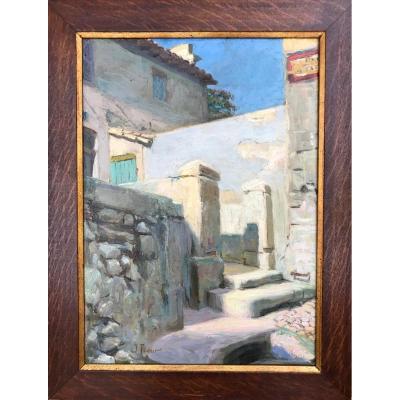 Jules Flour (1864-1921)- Avignon