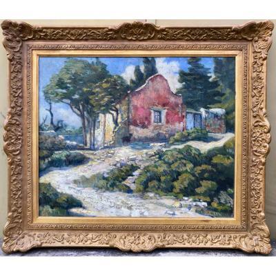 Ferdinand Olivier (1873-1957)-martigues
