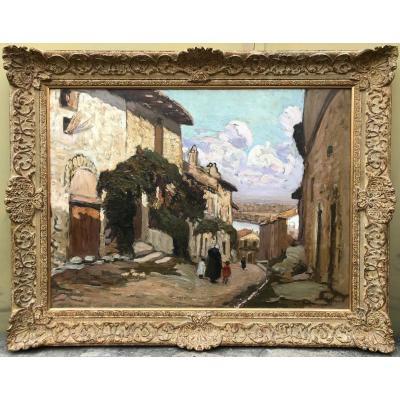 Joseph Hurard (1887-1956)- Avignon
