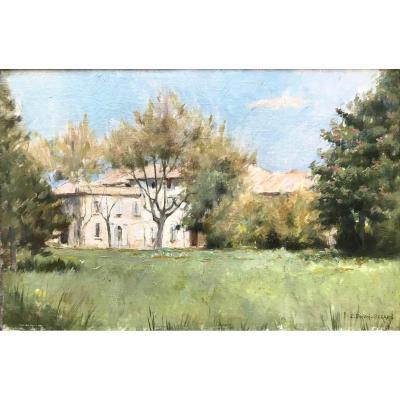 Clément Brun (1865-1920)-avignon-provence-villeneuve