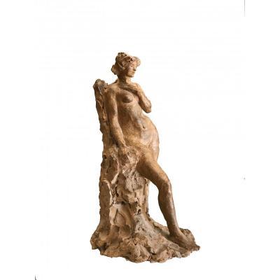 Jean-pierre Gras (1879-1964)-avignon-félibre-provence-la Rêverie 1911