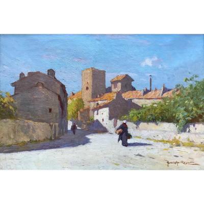Hyacinthe Royet (1862-1926) -avignon-provence-villeneuve-les-avignon