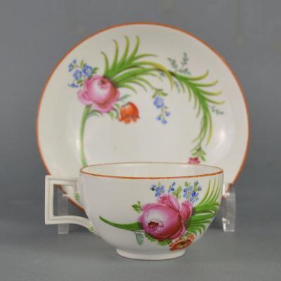 Tasse En Porcelaine De Meissen d'époque Marcolini. Fin 18ème.