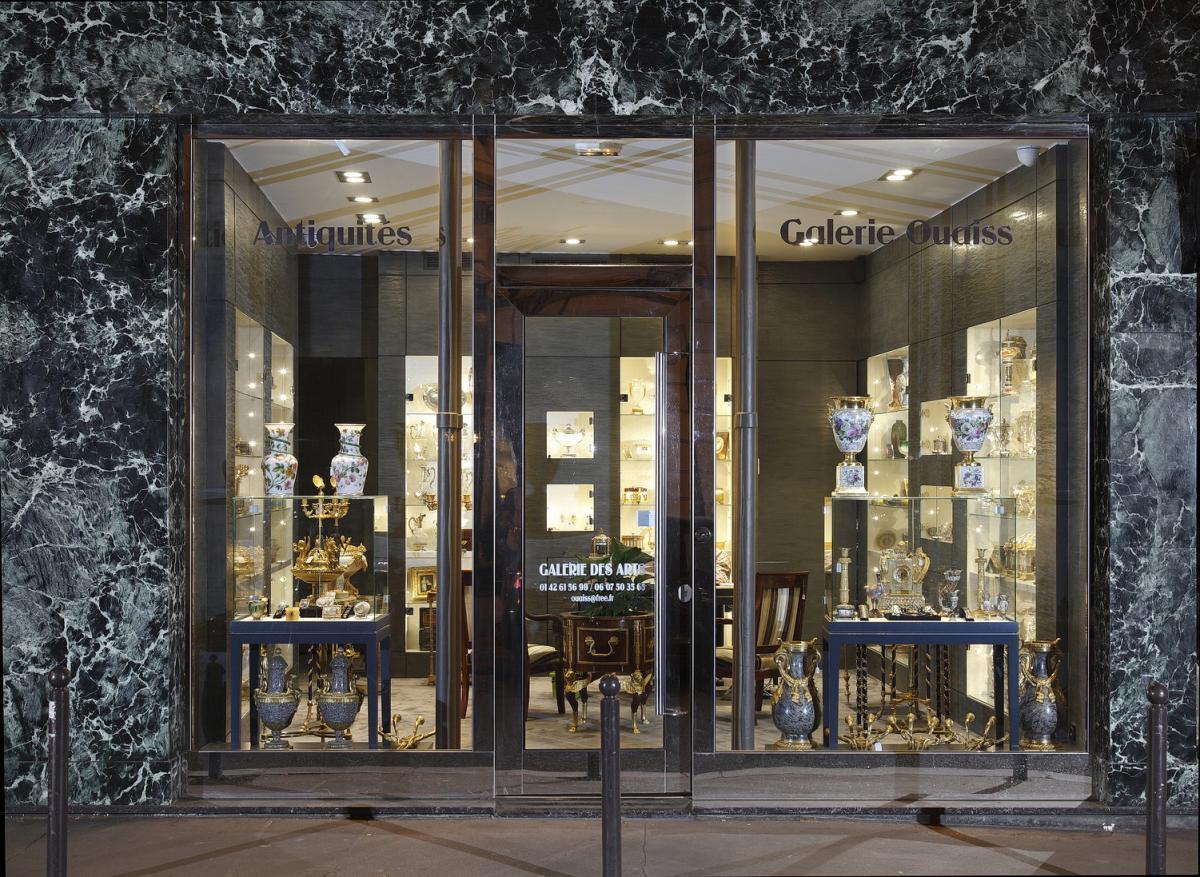 Ouaiss Antiquités  Galerie des Arts