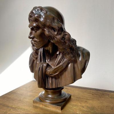 Molière d'Après Jean-Antoine Houdon