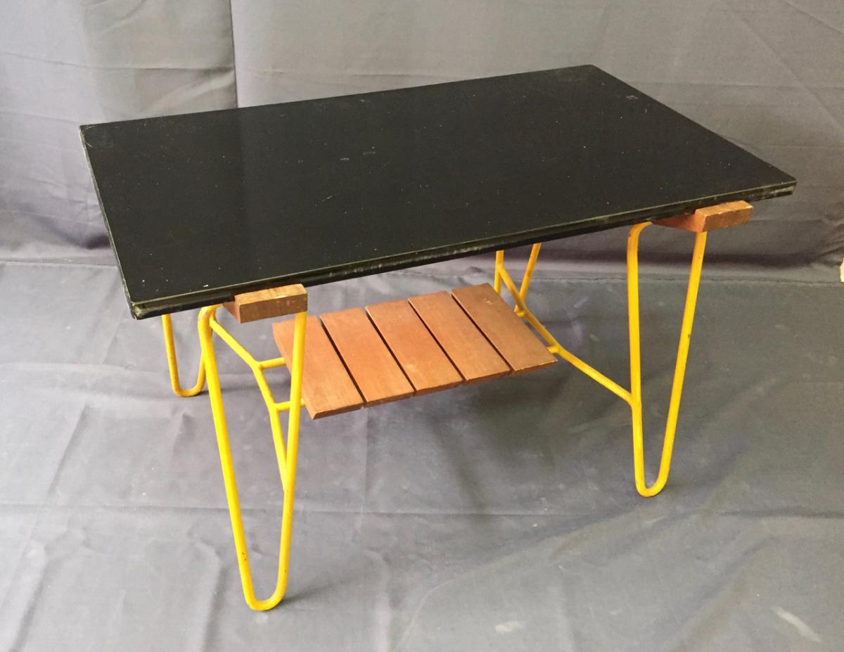Table Basse En Formica table basse années 50 - tables basses