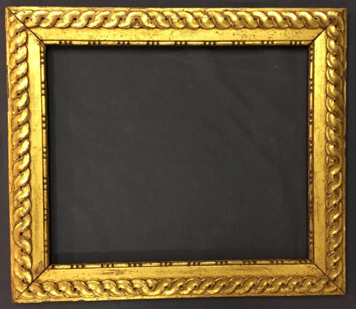 Cadre De Style Louis XVI A Motif D Entrelacs