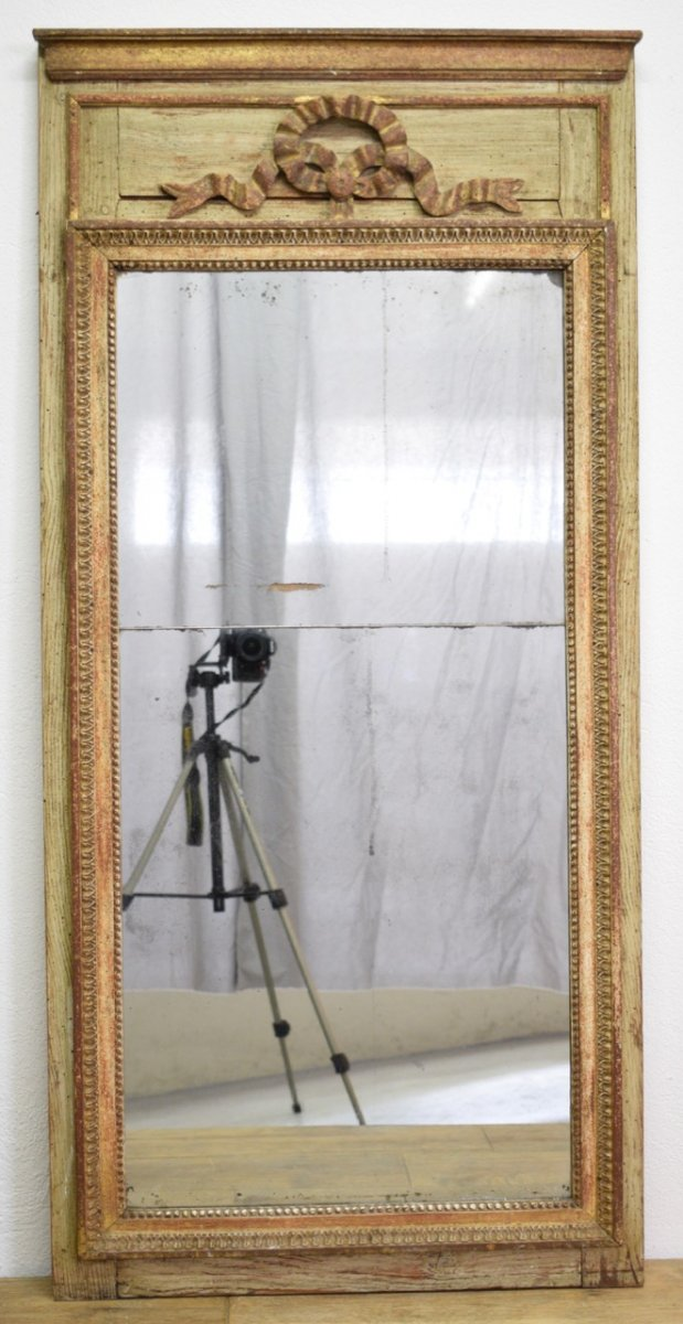 Trumeau D époque Louis XVI