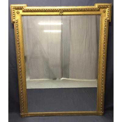 Grand Miroir De Cheminée