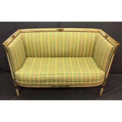 Canapé D Alcove De Style Directoire