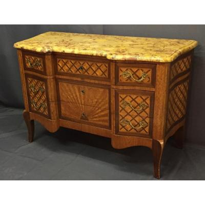 Commode De Style Louis XV Transition