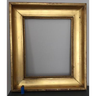 Frame D Empire Empire In Golden Wood Early Nineteenth