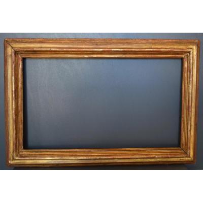 Frame XVII Eme In Golden Wood