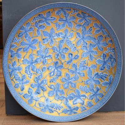 Plat En Porcelaine Du Japon Période Meiji