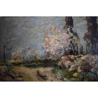 Tableau De Gabriel Breuil