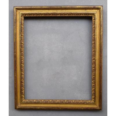 Louis XVI Style Frame In Golden Wood